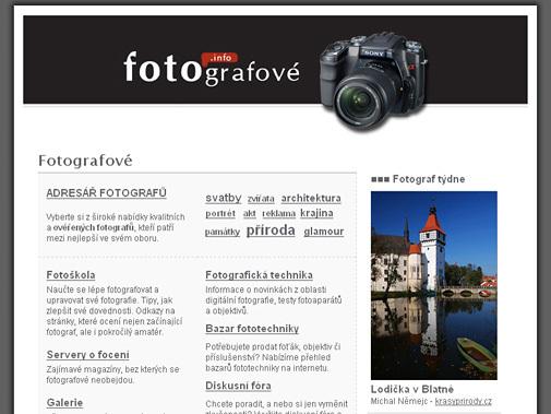 Fotografové.info